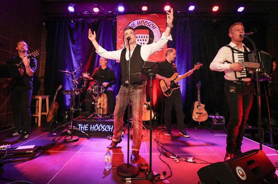 Brauereiführung & Kölsche Musik mit der Band The Höösch