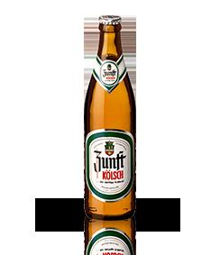 0,5 Liter Flasche