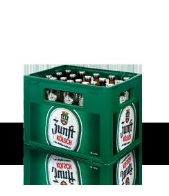 Kasten á 20 Flaschen 0,5 Liter