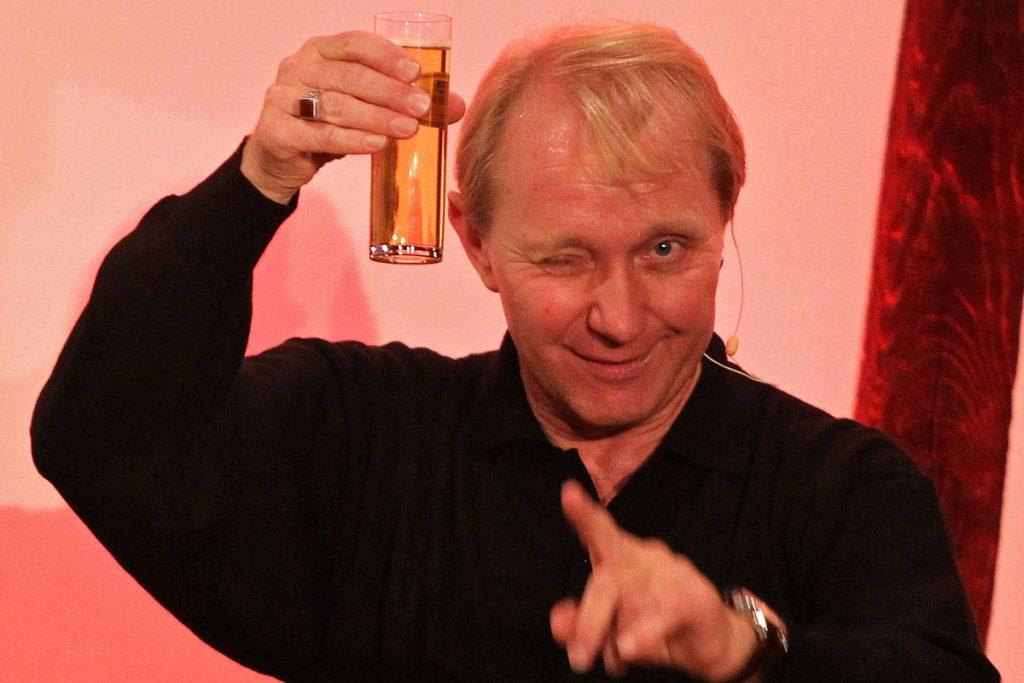 Brauereiführung & Kölsches Kabarett mit Michael Dirkmann