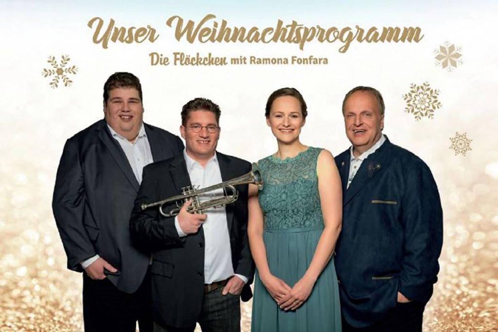 """Brauereiführung & Weihnachtslieder mit """"Die Flöckchen"""""""