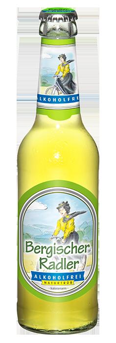 Bergischer Radler alkoholfrei