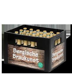 Kasten mit 24 Flaschen à 0,33 Liter