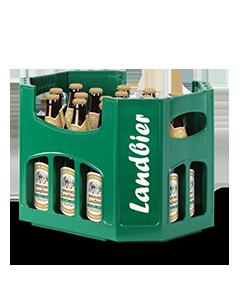 Kasten á 16 Flaschen 0,5 Liter